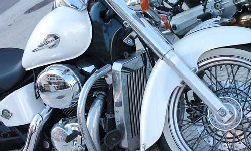 Motorcycling 5 Tips Every Beginner Can Use white motorcycles - Top 8 Motorcycling Clubs in New Zealand